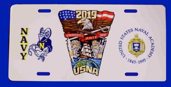 Blue-Border-License-Plate