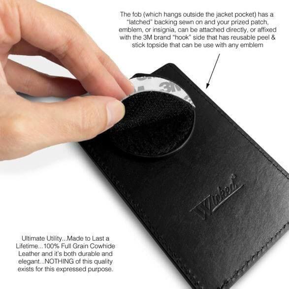 Pocket-badge-holder