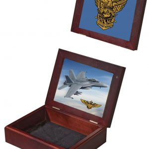 Two sided Jewelry Box